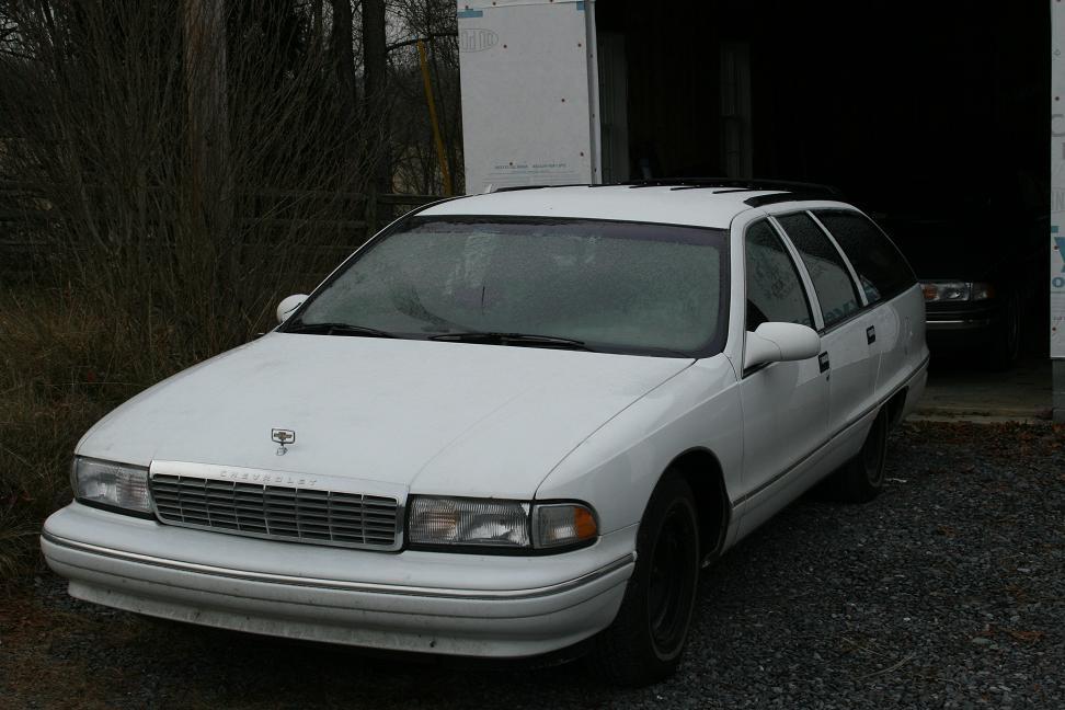 1996 Chevy Corsica